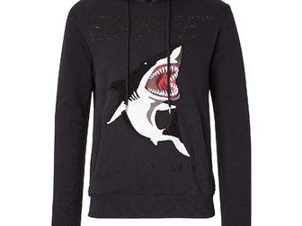 Скачать фотографию Спортивная одежда Мужской спортивный костюм Philipp Plein Shark 33110881 в Москве
