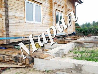 Скачать бесплатно фото Строительство домов Заменить фундамент или нарастить цокольный этаж 33117586 в Москве