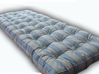 Новое фотографию  Одноярусные металлические кровати от производителя, Железные армейские кровати, Опт, 33146619 в Москве