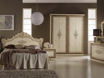 Смотреть фото Мебель для спальни Спальня Джессика 33146678 в Москве