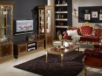 Увидеть foto Мебель для гостиной Гостиная Дженнифер Люкс 33146705 в Москве