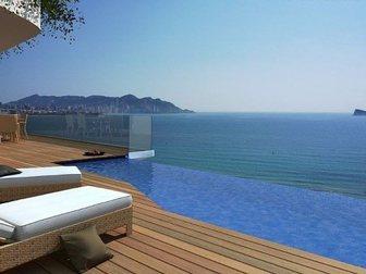 Смотреть фото  Недвижимость в Испании, Новая квартира на второй линии море от застройщика в Бенидорм 33204127 в Москве