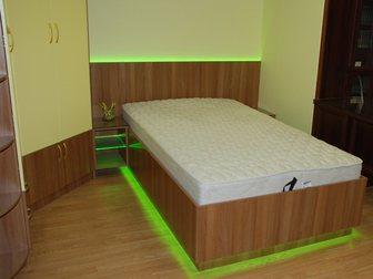 Смотреть фото Мебель для спальни Спальный гарнитур новый 33211956 в Москве