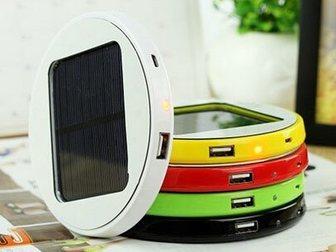 Скачать фотографию Столы, кресла, стулья Солнечная батарея для телефона, оптом и в розницу 33310065 в Москве