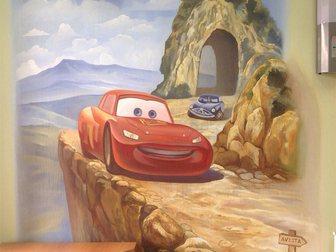 Свежее фотографию  Профессиональная роспись стен, 3D-рисунки 33332597 в Волгограде