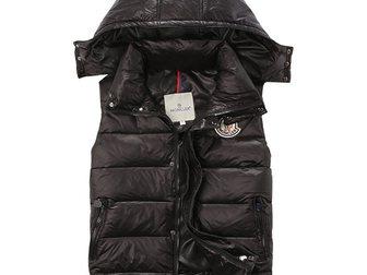 Скачать фотографию Мужская одежда Женская жилетка от Moncler 33334834 в Москве