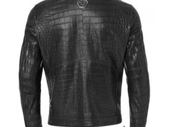 Просмотреть фотографию Мужская одежда Кожаная куртка Philipp Plein 33334859 в Москве