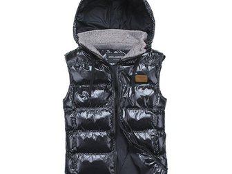 Уникальное изображение Мужская одежда Мужская жилетка Dolce & Gabbana 33334886 в Москве
