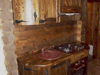 Смотреть foto  Изготовление мебели, лестниц, дверей и предметов интерьера из элитных пород дерева ручной работы на заказ 33558535 в Костроме