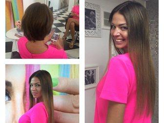 Свежее фотографию Разное Наращивание волос , Ленточное наращивание , капсульное наращивание 33611729 в Москве