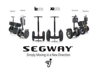 Смотреть фотографию  Segway Сегвей Сигвей X2 SE Новый из США в Москве 33638189 в Москве