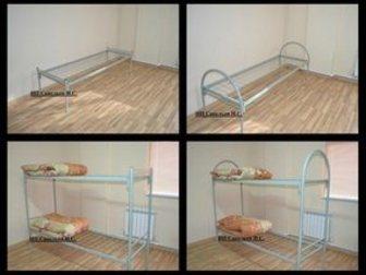 Свежее фото Разное Кровати и мебель для рабочих 33656789 в Москве