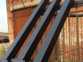 Новое изображение Строительные материалы Металлические столбы 33656901 в Москве