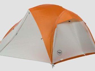 Увидеть foto Товары для туризма и отдыха топовая палатка Big Agnes Copper Spur Ul2, вес 1,43 кг, 33759089 в Москве