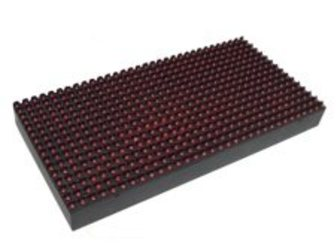 Скачать бесплатно фотографию  LED-модуль P10 красный монохромный 33798054 в Москве