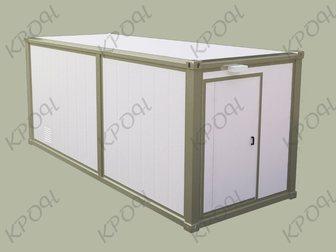 Уникальное фотографию  блок контейнеры для технологического оборудования 33886610 в Ростове-на-Дону