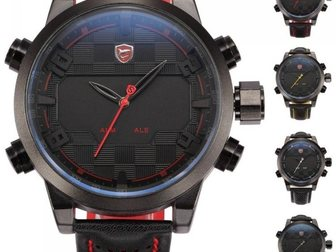 Уникальное фотографию Видеокамеры Распродаем Часы спортивные shark 33888181 в Москве