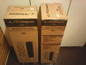 Уникальное фото Аудиотехника новая ultimate tr-35 walnut 33907070 в Серпухове