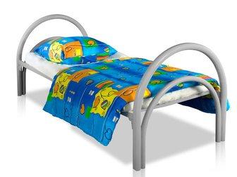 Увидеть изображение  Кровати металлические для лагеря, кровати для гостиницы, кровати оптом, кровати для рабочих, кровати для турбаз, 33918182 в Астрахани