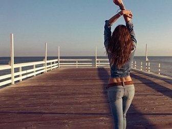 Скачать фотографию Мужская одежда Молодежные американские джинсы 33961023 в Москве