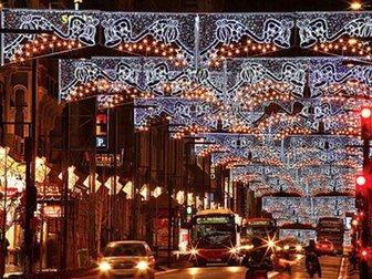 Скачать изображение Разные услуги Монтаж новогоднего освещения 33967402 в Москве