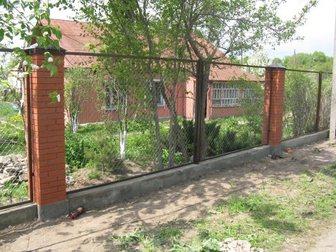 Скачать бесплатно фото Строительные материалы Продаем заборные секции от производителя 33980163 в Москве