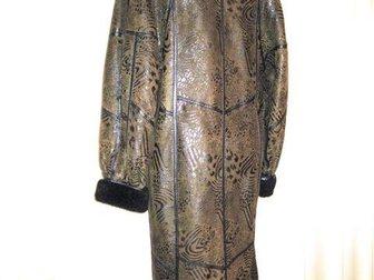 Скачать бесплатно foto Женская одежда Продаю дубленку натуральную женскую 48-50 раз 33995391 в Москве