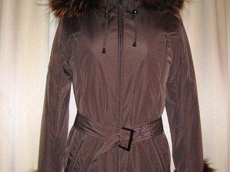 Уникальное фото Женская одежда Куртка зимняя жен, 42 р, Италия, новая 34023528 в Москве