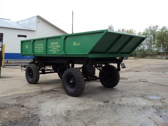 Смотреть фото Прицеп Прицеп тракторный герметичный 2ПТС-4,5С 34026377 в Москве