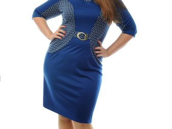 Просмотреть foto  Прямой поставщик женской одежды больших размеров, Мелкий и крупный опт, 34078472 в Абакане
