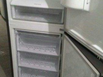 Новое foto Холодильники Холодильник Samsung rl44wcih, б/у с доставкой 34166801 в Москве