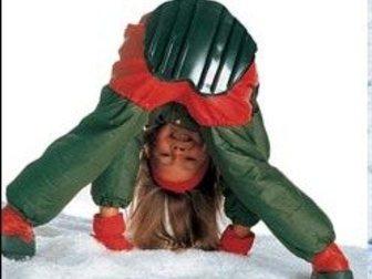 Скачать бесплатно фото  Детские штаны-ледянки 34171402 в Москве