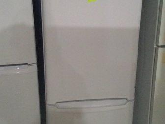 Свежее фотографию Холодильники Холодильник Indesit B15, 025, бу, с доставкой 34213655 в Москве