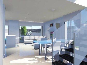Уникальное изображение  Недвижимость в Испании, Новая вилла рядом с пляжем от застройщика в Ла Марина 34277823 в Москве