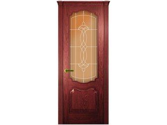 Уникальное изображение  Межкомнатная дверь фабрики LUXOR, Венеция, красное дерево, по, 34397243 в Москве