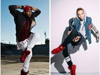 Новое фото  хип хоп обувь одежда для танцев 34411690 в Москве