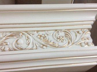 Смотреть фото Производство мебели на заказ Декоративные решетки на радиатор,панели на стену с резным декором на заказ 34460095 в Москве