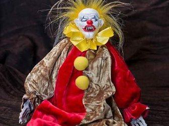 Увидеть foto  клоун скульптура 34499178 в Москве