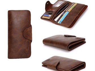 Скачать бесплатно изображение Аксессуары Мужские портмоне в ассортименте 34535758 в Москве