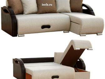 Свежее изображение  Качественный угловой диван Роше с механизмом Тик-так 34636152 в Москве