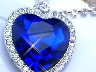 Свежее фотографию  Ожерелье Сердце Океана 34689726 в Москве