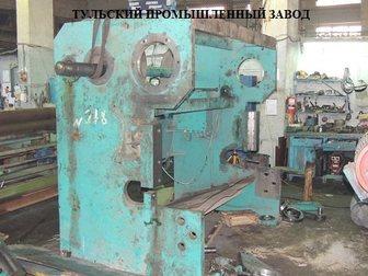 Новое foto Импортозамещение Ремонт гильотинных ножниц Н3121, НГ13, Н478 продажа после ремонта, 34698382 в Москве
