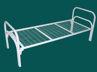 Свежее foto Мебель для спальни Оптовая компания, предлагает металлические кровати для бытовок, общежитий, для рабочих, 34706578 в Астрахани