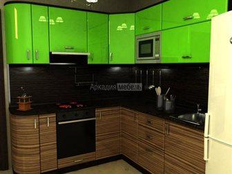 Увидеть фотографию  Кухонные гарнитуры на заказ 34811276 в Москве