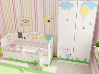Скачать бесплатно фото  Очень детская мебель фабрики Дубок 34816375 в Москве
