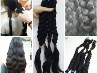 Новое фотографию Салоны красоты Неокрашенные волосы в срезах 34995797 в Москве