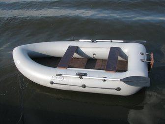 Увидеть фото  Надувные лодки ПВХ гребные и под мотор 35049464 в Москве