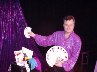Новое изображение  Иллюзионный спектакль для всей семьи Волшебник, Тюмень 35084527 в Москве