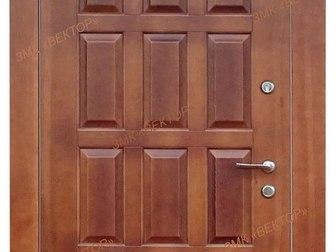 Скачать фото  Входные двери с терморазрывом 35108285 в Москве