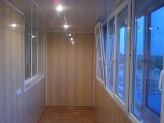 Свежее фотографию  Остекление балконов и лоджии 35482762 в Москве